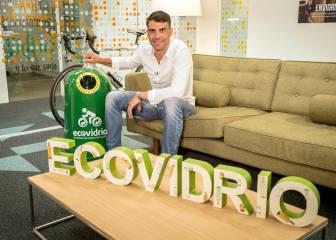 La Vuelta solidaria: de reciclar a recoger alimentos y fondos