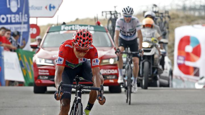 La 20ª etapa de la Vuelta España en imágenes