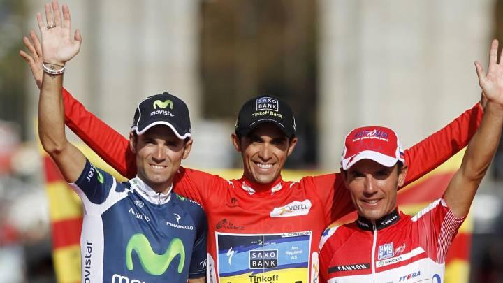 Primera Vuelta sin españoles en el podio desde 1996
