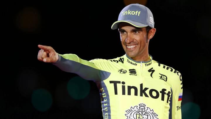 Contador deja dudas sobre donde correrá el próximo año