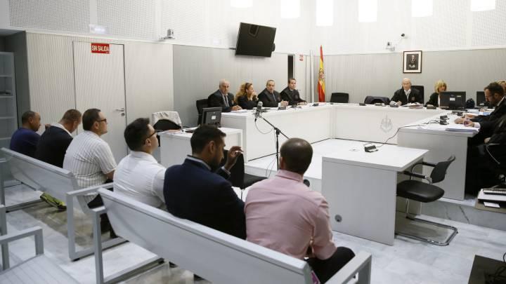 Seis meses de cárcel para seis miembros de la red de dopaje de Alberto Beltrán