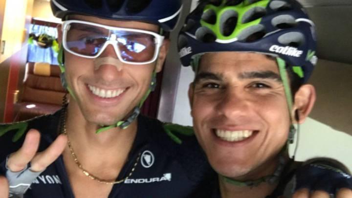 Amador y Malori regresan a la competición en la Toscana