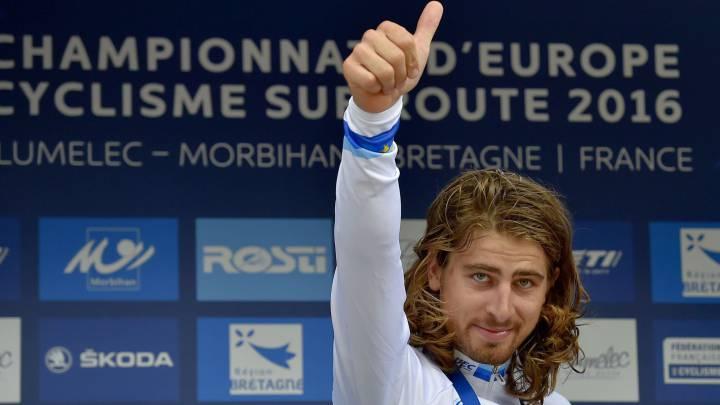 Peter Sagan busca el triplete: Europeo, Mundial y ranking UCI