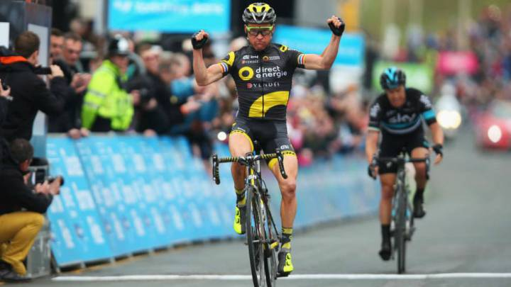 Voeckler colgará la bicicleta tras el Tour de Francia de 2017