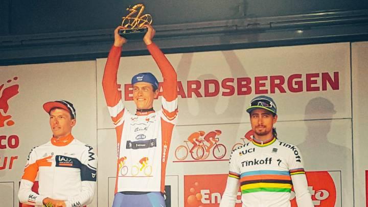 Boasson Hagen se luce y Terpstra gana el Eneco Tour