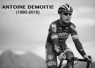 Demoitié, Maric... los episodios negros del ciclismo en 2016