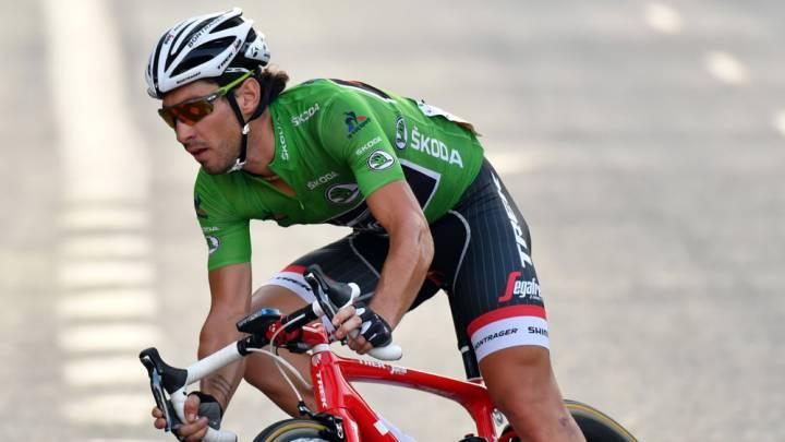 Fabio Felline renueva con el Trek de Contador hasta 2017