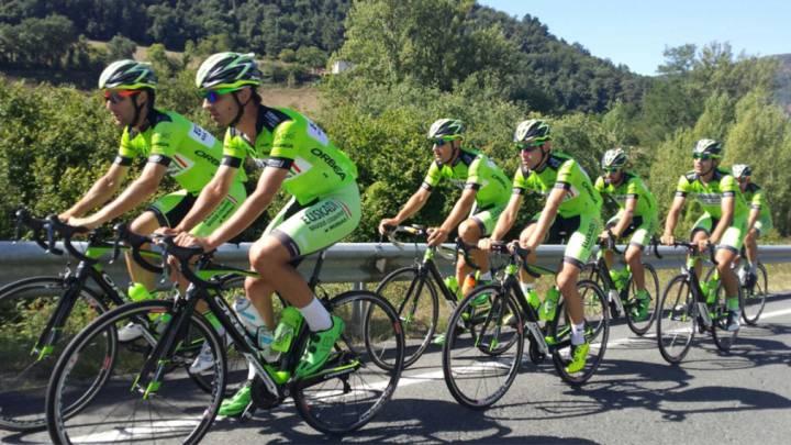 Euskadi-Murias competirá en categoría Continental en 2017