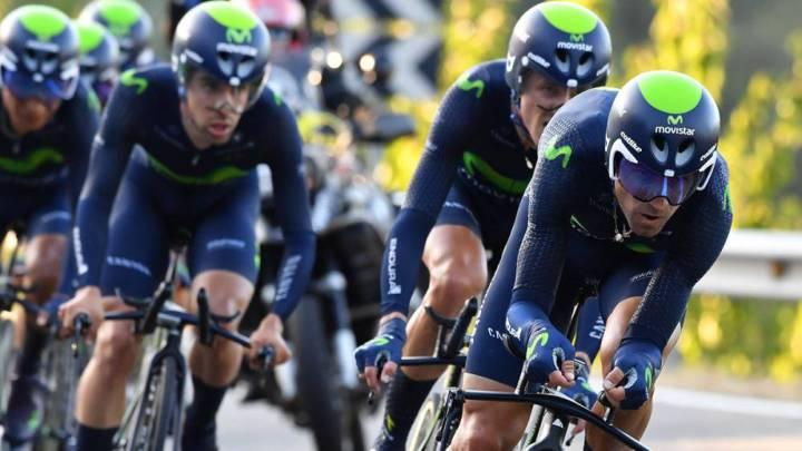 Movistar y Tinkoff se jugarán el UCI World Tour en Lombardía
