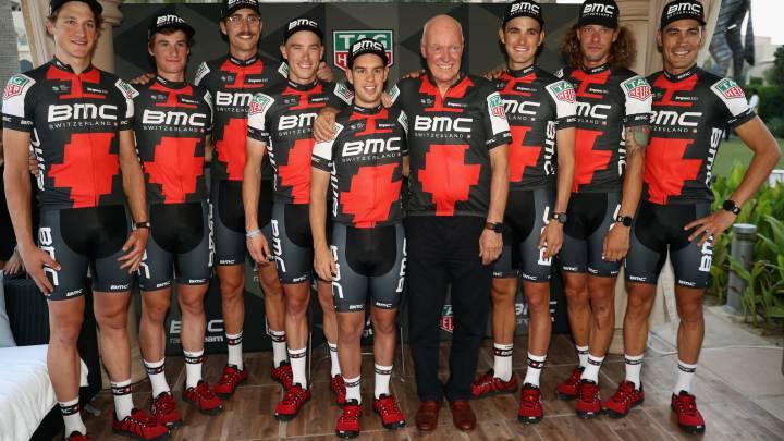 El BMC defiende título en la crono del Mundial del calor