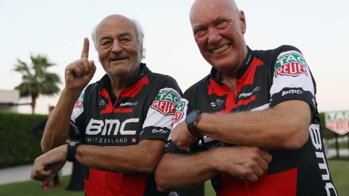TAG Heuer vuelve al ciclismo 20 años después