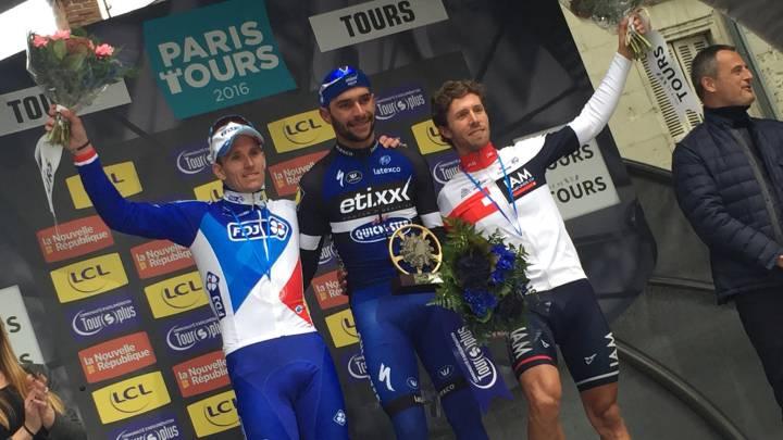 Nueva victoria para Colombia: Gaviria conquista la París-Tours