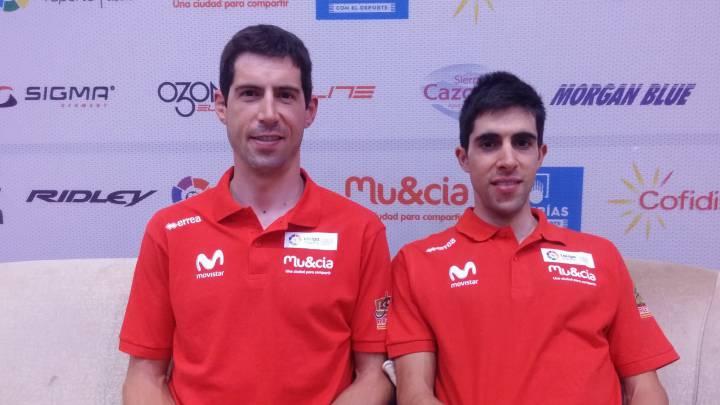 Castroviejo busca su medalla mundialista en el desierto