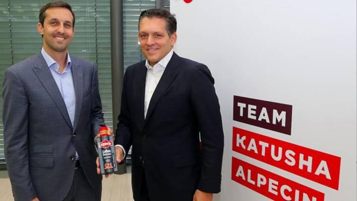 Giro radical en Katusha: cambio de nacionalidad y patrocinador