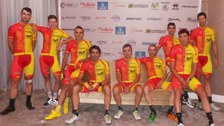 Los velocistas se desafían a 39 grados por el maillot arcoíris