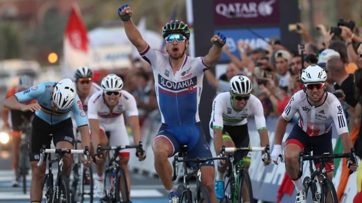 Peter Sagan Campeón del Mundial de Ciclismo