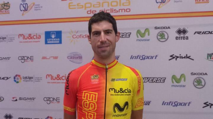 Erviti, 33º, peor puesto español en un Mundial desde 2002
