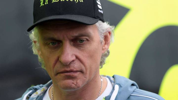 """Tinkov: """"Contador, en estos días, es un corredor de mierda"""""""