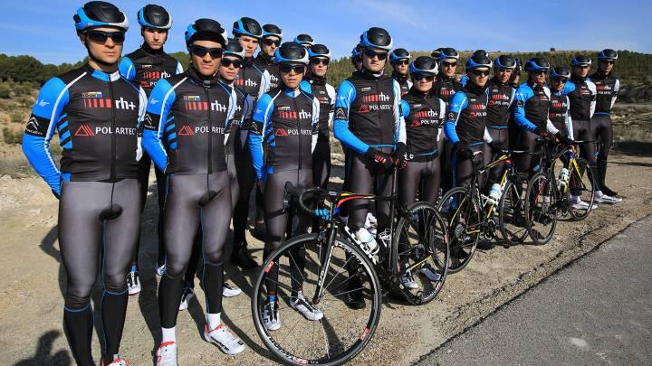 La Fundación Alberto Contador tendrá 29 ciclistas en 2017