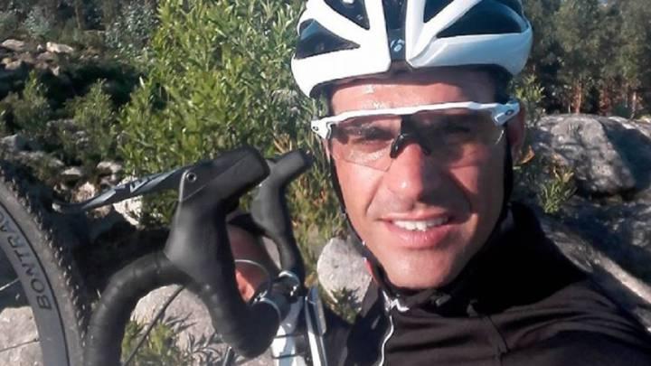 Pereiro vuelve a montar en bici en la Copa gallega de ciclocross