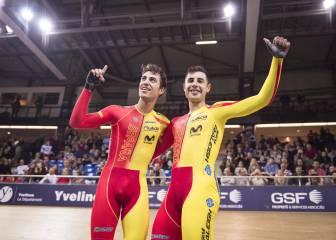 Torres y Mora revalidan a lo grande su título europeo