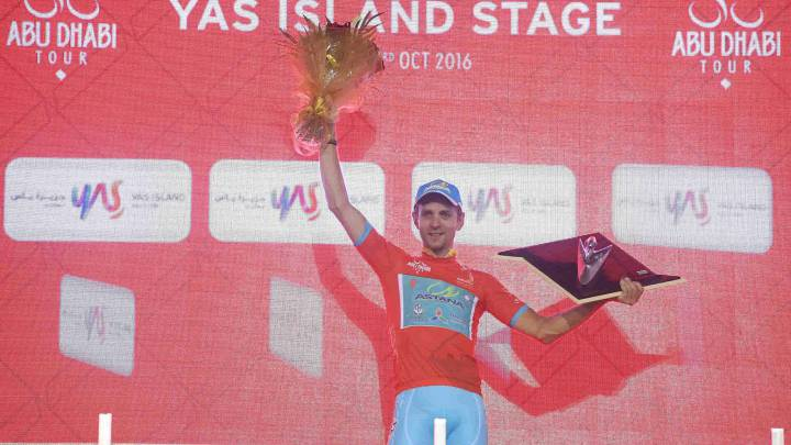 Kangert conquista Abu Dhabi en otra exhibición de Cavendish