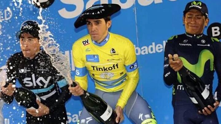 El 2016 de Alberto Contador: un año de luces y sombras