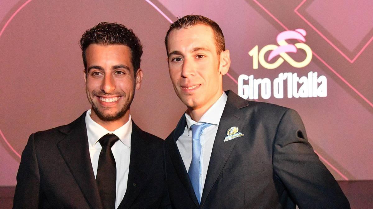 El Giro quiere un duelo entre Nibali y Aru en su edición 100