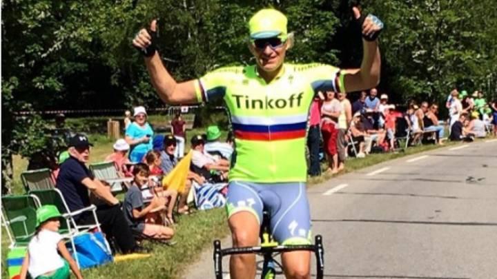 Tinkov se despide del ciclismo sin mencionar a Contador
