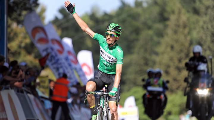 """Pello Bilbao: """"En el World Tour voy a dar un paso más"""""""