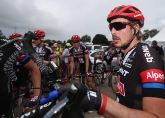 Arranca la causa por lesiones a los seis ciclistas del Giant