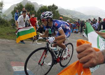 El Angliru se apunta al trazado de la Vuelta de 2017