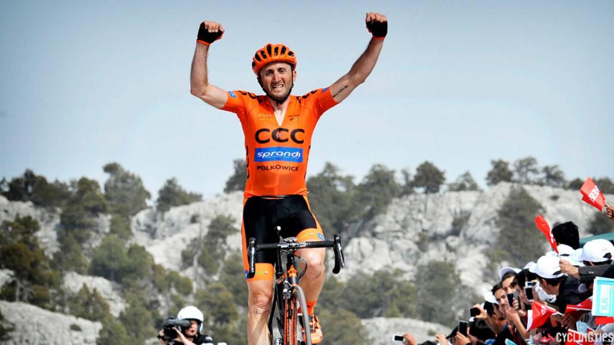 Ciclismo mercado davide rebellin un cl sico que busca for Equipos de ciclismo