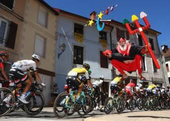 Las tres grandes vueltas de 2017 tendrán 8 en vez de 9 ciclistas