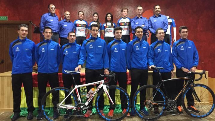El nuevo proyecto de Bolivia tendrá cinco ciclistas españoles