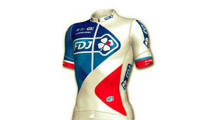 La FDJ revela su maillot para la próxima temporada