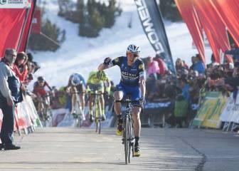 La Molina acogerá el final de la etapa reina de la Volta 2017