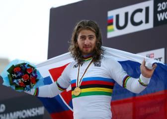 Peter Sagan, elegido ciclista del año por la revista