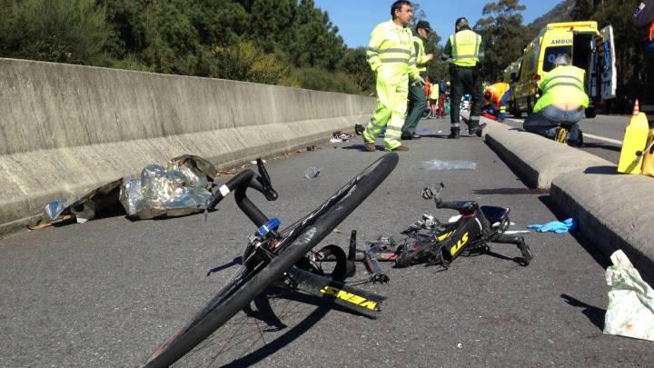 Las Federaciones, a endurecer las penas en los atropellos a ciclistas