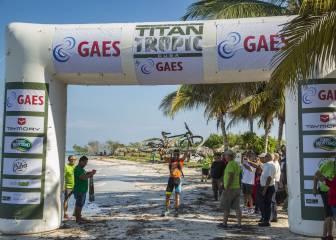 Diego Tamayo y Marlies Mejías, dueños de la Titan Tropic Cuba