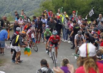La Vuelta a España 2017 tendrá nueve llegadas en alto