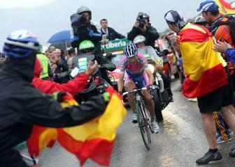 La Vuelta recupera la Pandera y subirá al muro de Valdepeñas