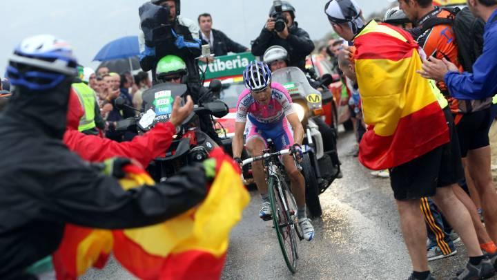 La Vuelta recupera la Pandera y subirá al rampón de Valdepeñas