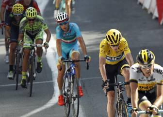 Así comenzarán la temporada 2017 Froome, Nibali y Contador