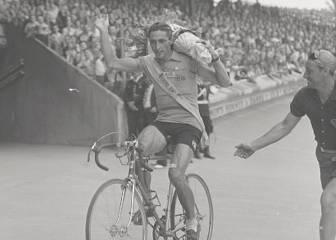 Muere Ferdi Kübler, ganador del Tour de 1950, a los 97 años