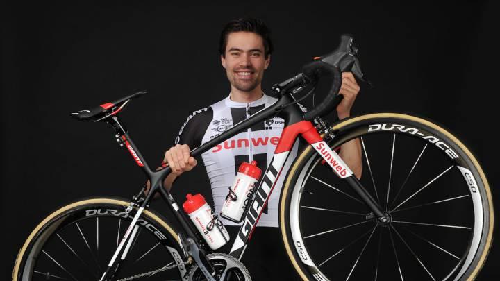 Dumoulin: nuevo maillot con el Sunweb y el reto del Giro