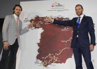 Valverde y Samuel estarán en la presentación de la Vuelta 2017