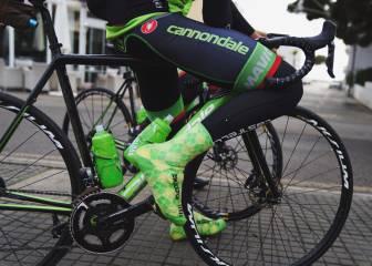 Cannondale usará frenos de disco en la Vuelta a Andalucía