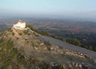 Ermita de Santa Lucía: rampas del 20% para rematar la Vuelta
