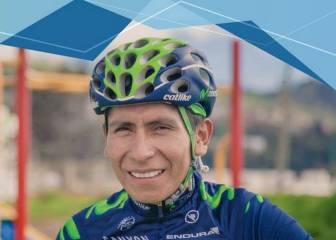 Nairo Quintana abrirá el año en la Challenge de Mallorca
